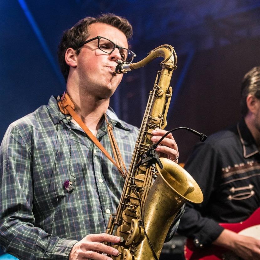 David Saxophon