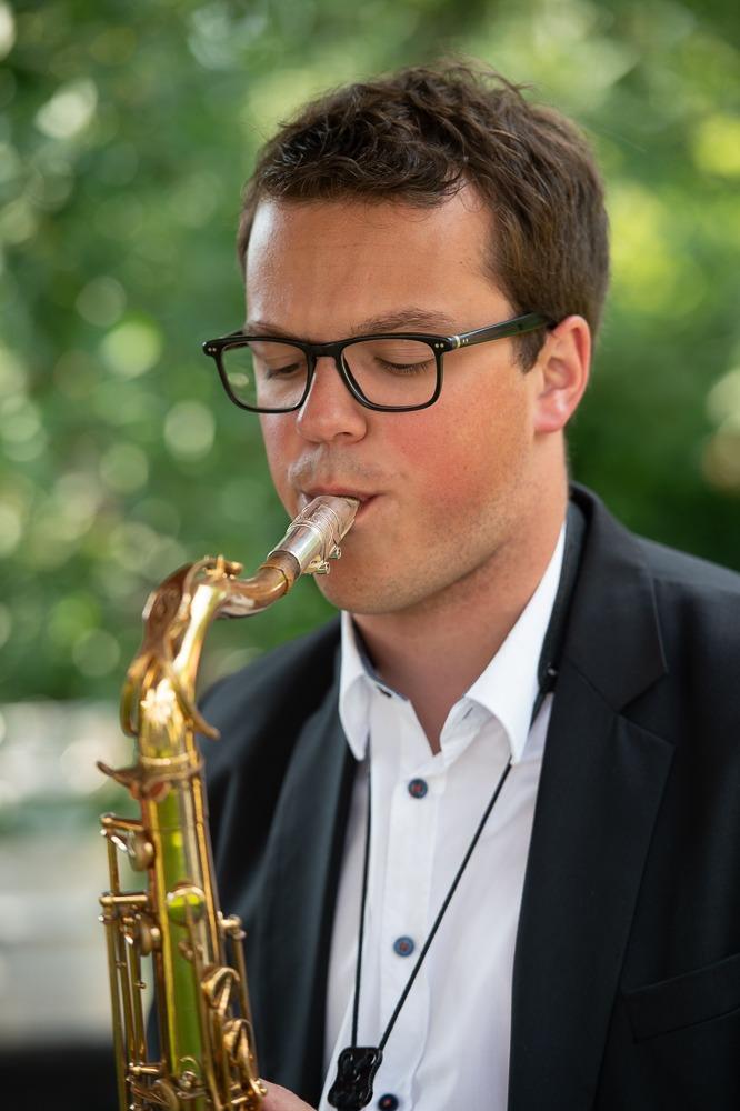 Partywerker David Brück