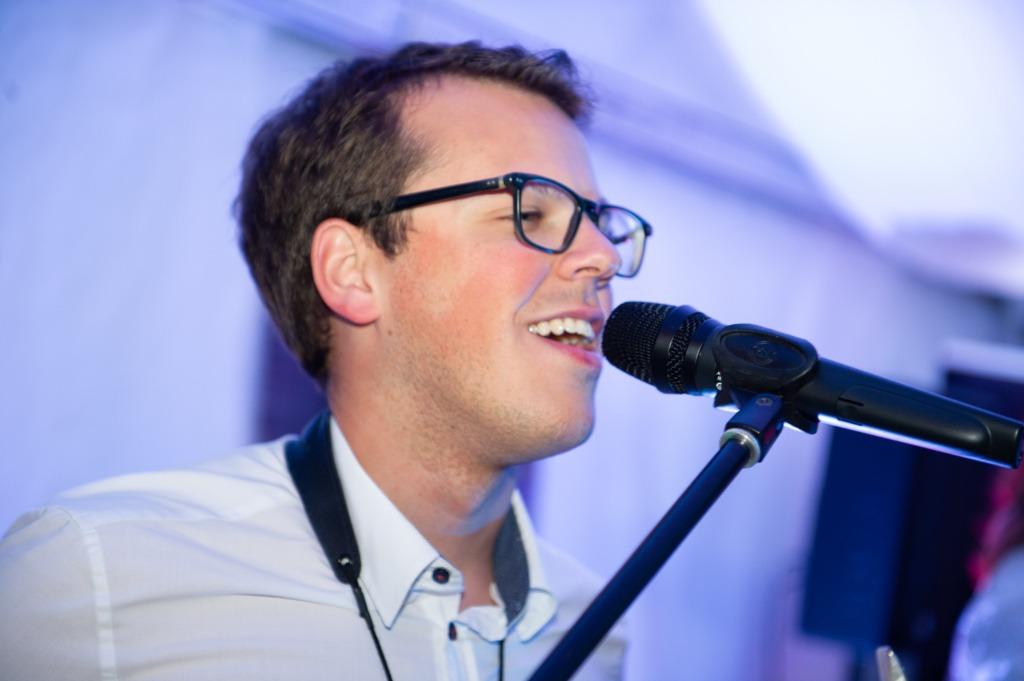 David Brück Sax und Vocals